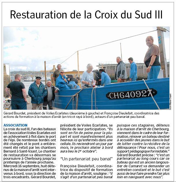 LML Restauration de la CDSIII