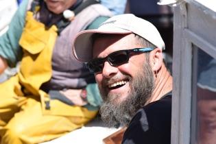 François et son large sourire