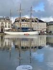 Le Français au quai Alexandre III Cherbourg 15 octobre 2019